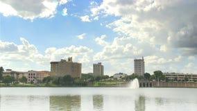 La Regione dei laghi del centro, Florida video d archivio