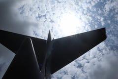 La Regione dei laghi, Florida - 5 APRILE 2019: Divertimento Airshow di Sun n Istituto di formazione di aviazione Esponga al sole  fotografia stock