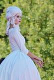 La reina de espadas en Tchaikovsky Fotos de archivo libres de regalías