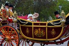 La reine Image libre de droits