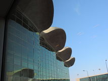 La Reine Alia International Airport, Jordanie Photographie stock