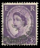 La Reine Elizabeth 2ème Photo libre de droits