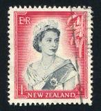 La Reine Elizabeth II Image libre de droits