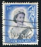 La Reine Elizabeth II Photos libres de droits