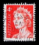 La Reine Elizabeth II, serie, vers 1966 Images libres de droits