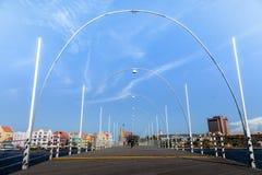 La Reine Emma Pontoon Bridge image stock