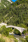 La Reine Jeanne di Pont de del ponte Fotografia Stock