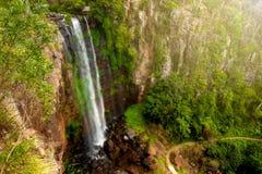 La Reine Mary Falls du parc national de gamme principale Image libre de droits