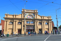 La Reine Victoria Market Melbourne Australia Photos stock