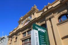 La Reine Victoria Market Melbourne Australia Image stock