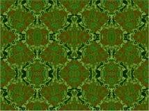 La rejilla verde Imagen de archivo libre de regalías