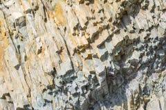La relevación de las rocas Fotografía de archivo libre de regalías