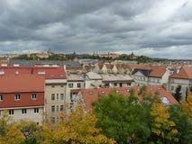 La repubblica Ceca, Praga, Città Vecchia fotografie stock