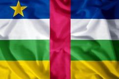 La Repubblica centroafricana illustrazione vettoriale