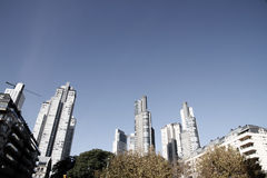 La Reserva in Buenos Aires Stock Photography