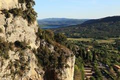 La reserva de naturaleza Verdon Imagen de archivo