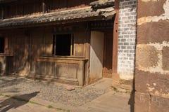 La residencia anterior Imagen de archivo libre de regalías
