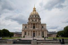 La residencia nacional del Invalids Fotos de archivo libres de regalías