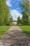 La residenza in pianta di inizio dell'estate Immagine Stock Libera da Diritti