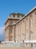 La residenza reale di Venaria Immagini Stock Libere da Diritti