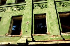 La restauración del edificio Imágenes de archivo libres de regalías