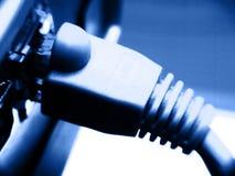 La rete connette Fotografia Stock Libera da Diritti
