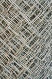 Rotolo della rete del ferro Fotografie Stock Libere da Diritti