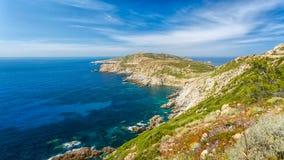 La Revellata near Calvi in Corsica Stock Image