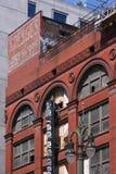 La revitalisation continue le long de l'avenue de Woodward Image stock