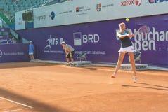 La RFA Bucarest - jour 2 - 07 OUVERTS 07 2014 Photographie stock