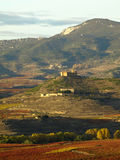 La rioja in autumn Royalty Free Stock Image