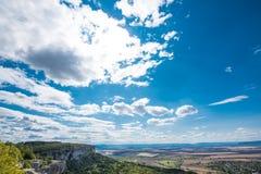 La riserva archeologica storica nazionale di Madara fotografia stock