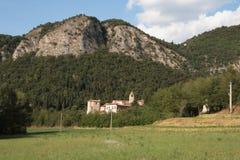 La riserva naturale di Sebino Torbic Fotografie Stock