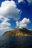 Montagna di Karadag Fotografia Stock