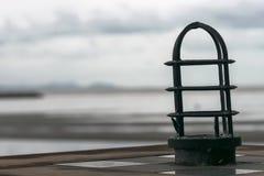La riva collega la guardia, Fotografie Stock Libere da Diritti
