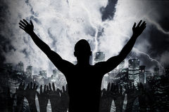 La rivelazione Fotografia Stock Libera da Diritti