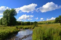 La rivière Aire Photos stock
