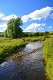 La rivière Aire Images stock