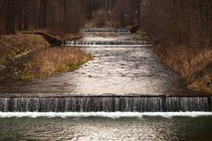 La rivière Celadenka Images stock