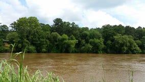 La rivière Chattahoochee images stock