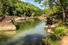 La rivière Cumberland Photo stock