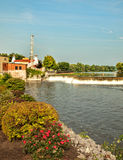 La rivière de Senaca Photos libres de droits