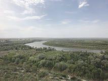 La rivière Don Photo libre de droits