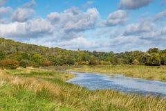 La rivière Ouse dans le Sussex images stock