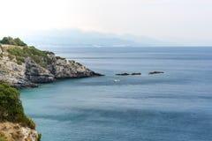 La Riviera Ligure Image stock