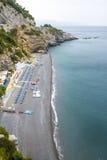 La Riviera Ligure Photos libres de droits