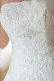 La robe de la mariée Images stock