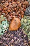 La roca Fotos de archivo