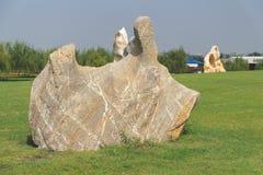 La roca fotografía de archivo libre de regalías