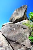 La roca de la navegación imágenes de archivo libres de regalías